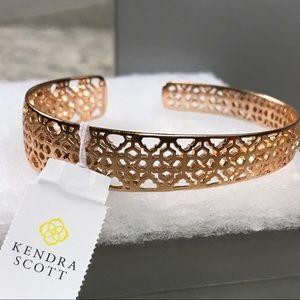 🆕 Kendra Scott Uma Filigree Bracelet